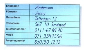 اللغة السويدية