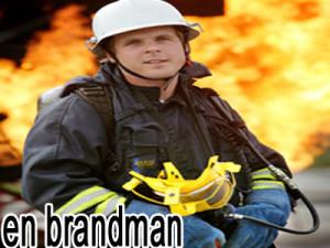 en brandman
