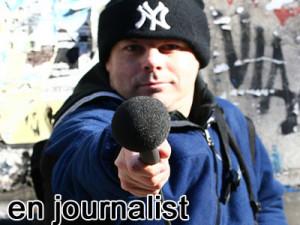en journalist