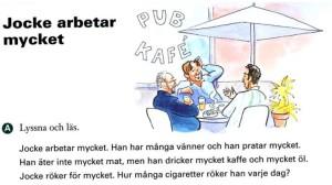دروس اللغة السويدية mål